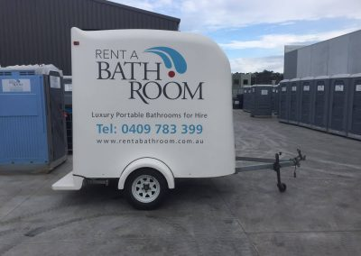 Mobile Bathroom