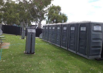 event toilet