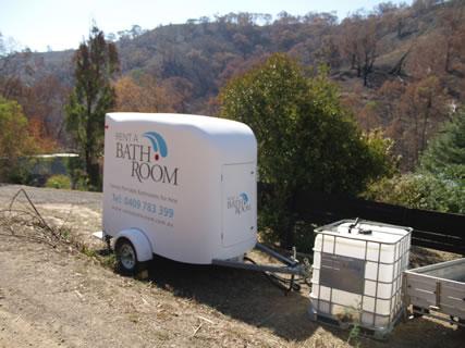 MOBILE BATHROOMS Rent A Bathroom Stunning Mobile Bathroom