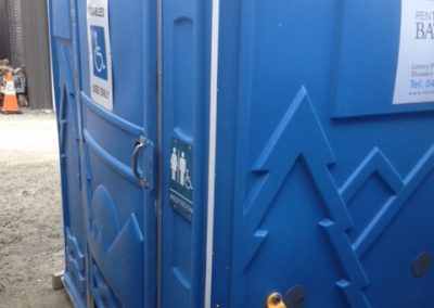 Mobility Access (Disabled) Toilets
