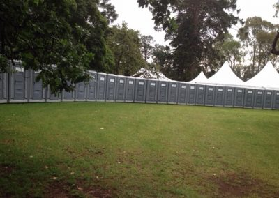 Portable Event Toilets